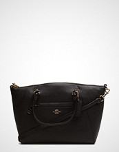 Coach Polished Pebbled Lthr Prairie Satchel