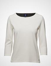 Gant O1. Jersey Stretch 3/4 Sleeve Top
