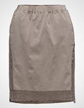 Cream Lis Skirt