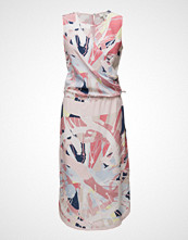 Gant G2. Spin Art Printed Slik Dress