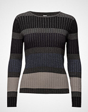 Saint Tropez Striped Knit Blouse