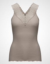 Rosemunde Silk Top Regular W/ Lace
