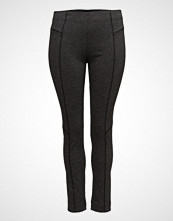 Violeta by Mango Decorative Seam Leggings