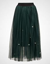 Mango Bead Tulle Skirt
