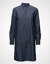 Gant O1. Tp Dobby Chambray Shirt Dress