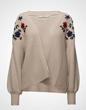 Mango Embroriered Knit Cardigan