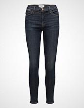 FRAME Le High Skinny Skinny Jeans Blå FRAME