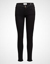 FRAME Le Color Skinny Jeans Svart FRAME