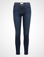 FRAME Le Skinny De Jeanne Skinny Jeans Blå FRAME