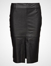 Second Female Lione Leather Skirt