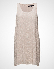 French Connection Dorothy Drape S/Ls Scoop Dress