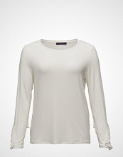 Violeta by Mango Ruffled Detail T-Shirt