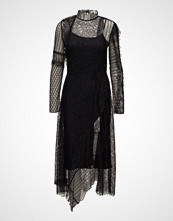 3.1 Phillip Lim Ls Lace Patchwork Dress