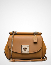 Coach Mixed Leather Drifter Crossbody