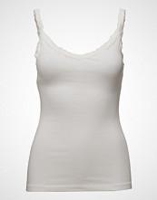 Mango Lace Strap T-Shirt
