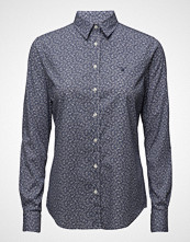 Gant Stretch Broadcloth Dotty Leaf Shirt