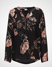 Saint Tropez Flower P Blouse W Band