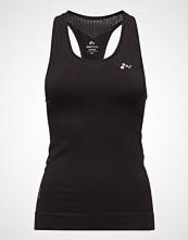 Only Play Onpchristina Seamless Sl Top - Opus T-shirts & Tops Sleeveless Svart ONLY PLAY