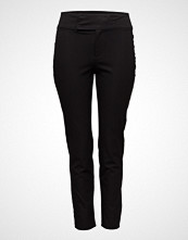 Violeta by Mango Slim-Fit Stretch Trousers
