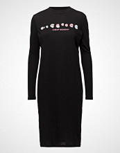 Cheap Monday Strict Long Dress Skulls