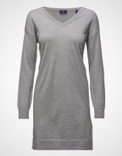 Gant Fine Merino Wool Casual Dress