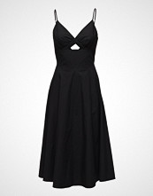 T by Alexander Wang Slvls Vnk Full Dress W/ Front Key Hole