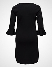 Violeta by Mango Ruffled Sleeve Dress