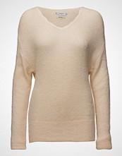 Mango Lace Panels Sweater