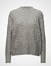 Mango Pearls Knitted Sweater