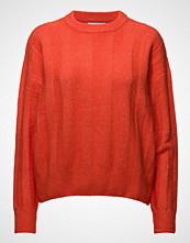 Mango Ribbed Detail Sweater