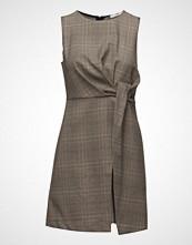 Mango Houndstooth Dress