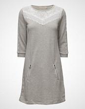 Cream Larisa Sweat Dress