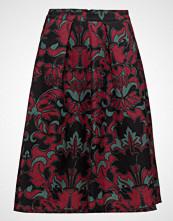 Scotch & Soda Knee Length Structured Skirt