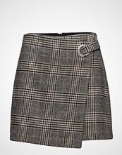 Mango Wool Boots Skirt