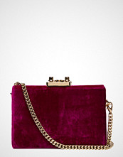 Mango Velvet Coffer Bag