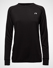 Newline Base Shirt T-shirts & Tops Long-sleeved Svart NEWLINE