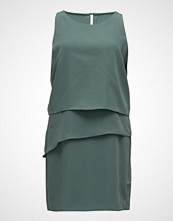Violeta by Mango Ruffled Midi Dress