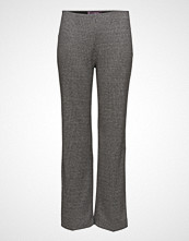 Violeta by Mango Mini Houndstooth Trousers