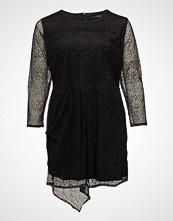 Violeta by Mango Sparkly Appliqus Tulle Dress