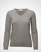 Davida Cashmere Basic V-Neck Sweater