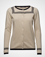 Scotch & Soda Basic Cardigan With Sailor Detailling