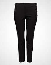 Violeta by Mango Decorative Buckle Trousers