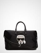 Karl Lagerfeld bags K/Ikonik Nylon Weekender
