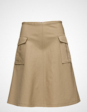 Filippa K Cotton Linen Pocket Skirt