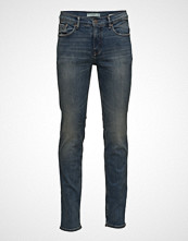 Mango Man Slim-Fit Dark Wash Tim Jeans