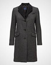 Gant O1. Bonded Wool Coat