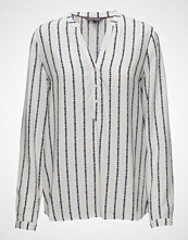 Tommy Hilfiger Noda Open Neck Blouse Ls