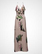 Marciano by GUESS Ruffle Long Dress