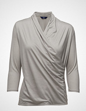 Gant O2. Lyocell 3/4 Sleeve Wraptop