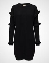 Michael Kors Rib Ruffle Dress